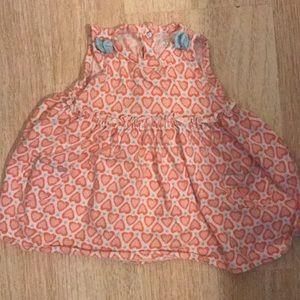 Carters dress 6 months